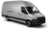 Rent Mercedes Sprinter Cargo Van