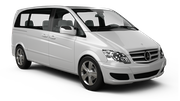 CARGETS Car rental Dubai - Downtown Van car - Mercedes Viano