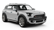 SIXT Car rental Budapest - Downtown Mini car - Mini Countryman