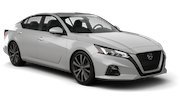ALAMO Car rental Randallstown Standard car - Nissan Altima