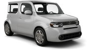 Alquiler Nissan Cube