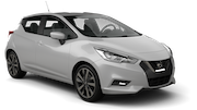 SURPRICE Car rental Larnaca - Airport Economy car - Nissan Micra