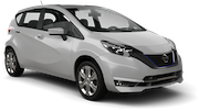 AERCAR Car rental Ayia Napa Economy car - Nissan Note