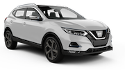 HERTZ Car rental Newcastle Downtown Suv car - Nissan Qashqai