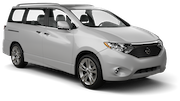 DOLLAR Car rental Rockville - 11776 Parklawn Dr Van car - Nissan Quest
