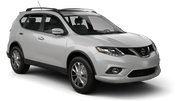 EASIRENT Car rental Miami - Mid-beach Suv car - Nissan Rogue
