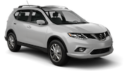 EASIRENT Car rental Miami - Airport Suv car - Nissan Rogue