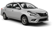 THRIFTY Car rental Radisson Crystal City Compact car - Nissan Versa