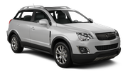 SIXT Car rental Balchik Suv car - Opel Antara