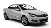 ENTERPRISE Car rental Santiago De Compostela - Airport Convertible car - Opel Astra Convertible