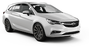 KEDDY BY EUROPCAR Car rental Peterborough Standard car - Opel Astra Estate