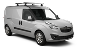 EUROPCAR VANS AND TRUCKS Car rental Plymouth Van car - Opel Combo Van