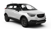 GREEN MOTION Car rental Luton Compact car - Opel Crossland X