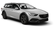 EUROPCAR Car rental Brussels - Train Station Standard car - Opel Insignia Estate