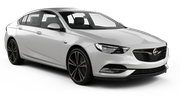HERTZ Car rental Ljubljana - Railway Station Standard car - Opel Insignia