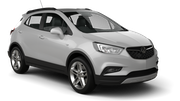 HERTZ Car rental Luxembourg Railway Station Van car - Opel Mokka