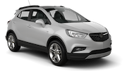 HERTZ Car rental Brussels - Train Station Suv car - Opel Mokka