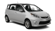 EUROPCAR Car rental Penang - International Airport Van car - Perodua Alza