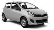 MERGE CAR RENTAL Car rental Penang - International Airport Mini car - Perodua Axia