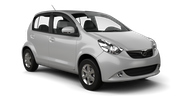 GREEN MATRIX Car rental Miri - Airport Economy car - Perodua Myvi