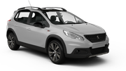 AVIS Car rental Plymouth Compact car - Peugeot 2008