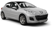 AVIS Car rental Sainte-luce Economy car - Peugeot 206