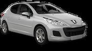 Rent Peugeot 207