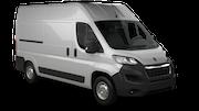 Rent Peugeot Boxer Cargo Van