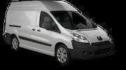 Vuokraa Peugeot Expert Cargo Van