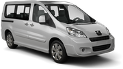 GOLDCAR Car rental Malta - St. Julians Van car - Peugeot Expert