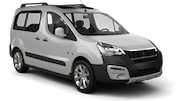 SURPRICE Car rental Gzira Van car - Peugeot Partner