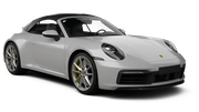 HERTZ DREAM COLLECTION Car rental Faro - Airport Luxury car - Porsche 911
