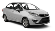 EUROPCAR Car rental Penang - International Airport Compact car - Proton Persona