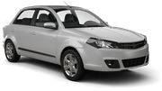 PARADISE Car rental Penang - International Airport Economy car - Proton Saga