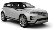HERTZ Car rental New York - Charles Street Suv car - Range Rover Evoque