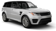 SIXT Car rental Stoke-on-trent Suv car - Range Rover Sport