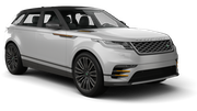 SIXT Car rental Chișinău International Airport Luxury car - Range Rover Velar