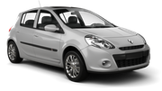 BUDGET Car rental Casablanca - Airport Economy car - Renault Clio