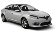 DOLLAR Car rental Shannon - Airport Standard car - Renault Fluence