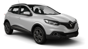 HERTZ Car rental Barcelona - Airport Standard car - Renault Kadjar