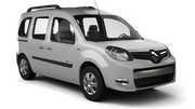 GLOBAL RENT A CAR Car rental Casablanca - Airport Van car - Renault Kangoo