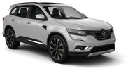 LOCALIZA Car rental Medellin - Downtown Suv car - Renault Koleos