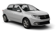 INTERRENT Car rental Minsk Downtown Economy car - Renault Logan