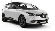ALAMO Car rental Esch Alzette Downtown Van car - Renault Scenic