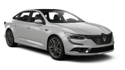 BUDGET Car rental Barcelona - City Standard car - Renault Talisman