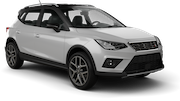 BUDGET Car rental Paris - Batignolles Compact car - Seat Arona