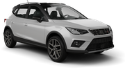 BUDGET Car rental Paris - Porte Maillot Compact car - Seat Arona