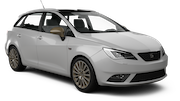 YES Car rental Faro - Airport Economy car - Seat Ibiza Estate