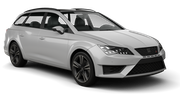 EUROPCAR Car rental Girona - Costa Brava Airport Standard car - Seat Leon Estate