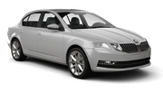 HERTZ Car rental Burton Upon Trent North Standard car - Skoda Octavia